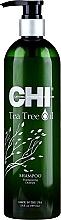 Parfumuri și produse cosmetice Șampon cu ulei de arbore de ceai - CHI Tea Tree Oil Shampoo