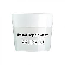 Parfumuri și produse cosmetice Cremă cu uleiuri naturale pentru unghii - Artdeco Natural Repair Cream