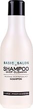 Parfumuri și produse cosmetice Șampon de păr - Stapiz Basic Salon Deep Cleaning Shampoo