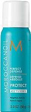 Parfumuri și produse cosmetice Spray de protecție pentru păr - MoroccanOil Hairspray Ideal Protect
