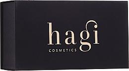 Parfumuri și produse cosmetice Set - Hagi Cosmetics (show/gel/300 ml + b/lot/200 ml)