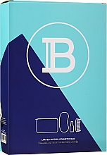 Parfumuri și produse cosmetice Set - Balmain Limited Edition Cosmetic Bag Turquoise (cond/50ml + sleeping/mask + brush + bag)