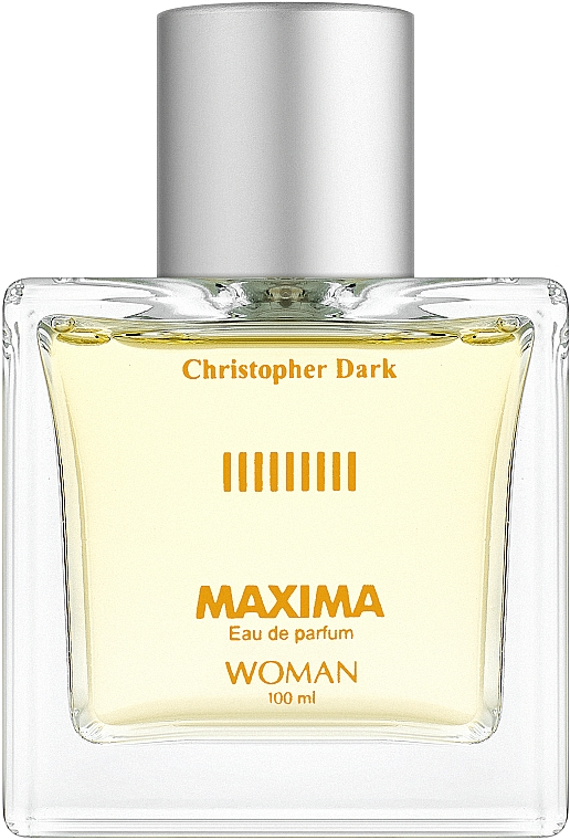 Christopher Dark Maxima - Apă de parfum