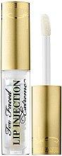 Parfumuri și produse cosmetice Luciu cu efect de mărire a buzelor - Too Faced Lip Injection Extreme Lip Plumper Mini