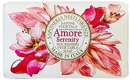 Parfumuri și produse cosmetice Săpun cu aromă de iasomie, tuberoză și ylang-ylang - Nesti Dante Amore Serenity Nourishing Vegetable Soap