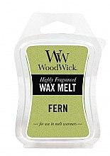 Parfumuri și produse cosmetice Ceară aromatică - WoodWick Wax Melt Fern