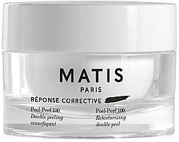 Parfumuri și produse cosmetice Ретекстурирующий двойной пилинг - Matis Reponse Corrective Peel-Perf 100 Double Peel