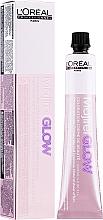 Parfumuri și produse cosmetice Vopsea-cremă translucidă rezistentă pentru păr - L'Oreal Professionnel Majirel Glow
