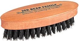 Parfumuri și produse cosmetice Perie pentru barbă - Mr. Bear Family Beard Brush Travel Size
