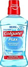 Parfumuri și produse cosmetice Agent de clătire pentru cavitatea bucală - Colgate Plax Peppermint