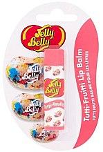 Parfumuri și produse cosmetice Balsam de buze - Jelly Belly Tutti-Fruitti Lip Balm