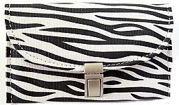 "Parfumuri și produse cosmetice Set manichiura ""Zebra"", 5 instrumente - Surgana"