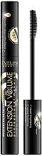 Parfumuri și produse cosmetice Mascara pentru gene lungi - Eveline Cosmetics Extension Volume Professional Make-Up