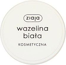 Parfumuri și produse cosmetice Vaseline cosmetică albă pentru buze - Ziaja Body Care