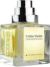Parfumuri și produse cosmetice The Different Company I Miss Violet - Apă de parfum