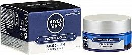 Parfumuri și produse cosmetice Cremă de față - Nivea Men Originals Cream