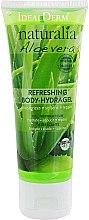Parfumuri și produse cosmetice Gel de corp - Ideal Derm Naturalia Aloe Vera Refreshing Body-Hydragel