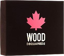 Parfumuri și produse cosmetice Dsquared2 Wood Pour Homme - Set (edt/50ml + sh/gel/50ml + ash/b/50ml)