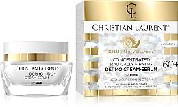 Parfumuri și produse cosmetice Укрепляющий концентрированный крем-сыворотка 60+ - Christian Laurent Botulin Revolution Concentrated Dermo Cream-Serum 60+