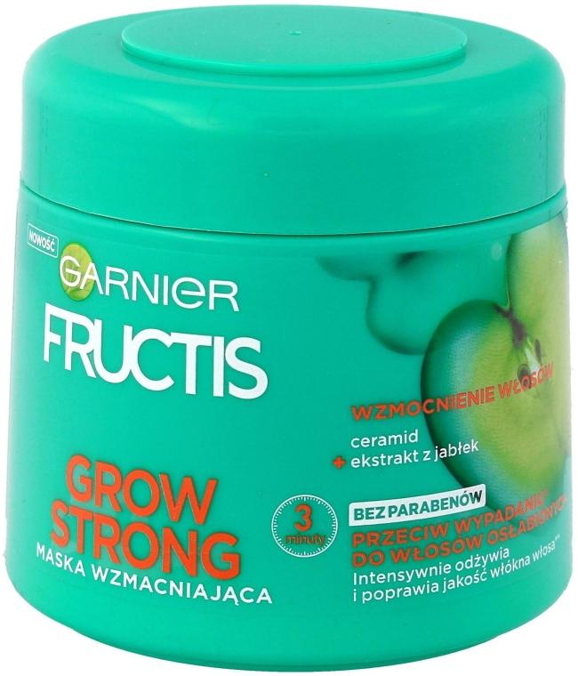 Masca pentru întărirea firului de păr - Garnier Fructis Grow Strong Mask
