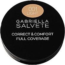 Parfumuri și produse cosmetice Corector de față - Gabriella Salvete Correct & Comfort Full Coverage