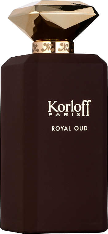 Korloff Paris Royal Oud - Apă de parfum