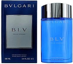 Parfumuri și produse cosmetice Bvlgari BLV Man After Shave Lotion - Loțiune după ras