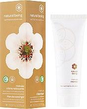 Parfumuri și produse cosmetice Gel de curățare pentru pielea normală și uscată - Natural Being Manuka Cleanser