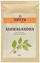 """Parfumuri și produse cosmetice Supliment alimentar """"Ashwagandha"""", pulbere - Sattva Ayurveda Ashwagandha Powder"""