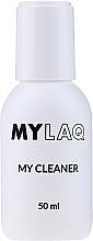 Parfumuri și produse cosmetice Degresant pentru unghii - MylaQ My Cleaner