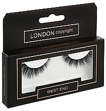 Parfumuri și produse cosmetice Gene false - London Copyright Eyelashes West End