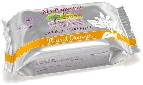 """Săpun de Marsilia """"Portocală"""" - Ma Provence Marseille Soap Orange"""