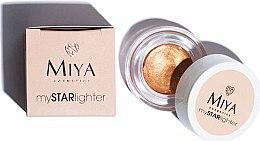 Parfumuri și produse cosmetice Iluminator pentru ten - Miyo MyStarLighter