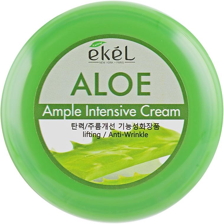 Cremă cu aloe vera pentru față - Ekel Ample Intensive Cream Aloe — Imagine N3