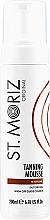 Parfumuri și produse cosmetice Spumă de corp - St.Moriz Instant Self Tanning Mousse Medium