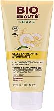 Parfumuri și produse cosmetice Gel exfoliant pentru tonifiere corporală - Nuxe Bio Beaute Toning And Exfoliating Body Gel