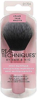 Pensulă de machiaj - Real Techniques Mini Multitask Brush — Imagine N2