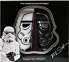 Parfumuri și produse cosmetice Set - Disney The Original Stormtrooper Star Wars Bath Set (shm&cond/150ml + sh/gel/150ml)