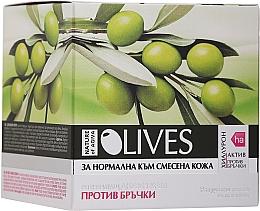 Parfumuri și produse cosmetice Cremă antirid de zi pentru ten normal și combinat - Nature of Agiva Anti-Wrinkle Day Cream for Normal to Combination Skin