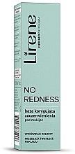 Parfumuri și produse cosmetice Bază de machiaj - Lirene No Redness