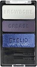 Parfumuri și produse cosmetice Farduri de ochi - Wet N Wild Color Icon Eyeshadow Trio