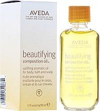 Parfumuri și produse cosmetice Ulei nutritiv pentru scalp și corp - Aveda Beautifying Composition Oil