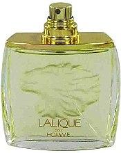 Parfumuri și produse cosmetice Lalique Lalique Pour Homme Lion - Apă de toaletă (tester fără capac)