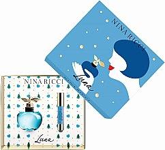 Parfumuri și produse cosmetice Nina Ricci Luna - Set (edt/50ml + lipstick/2.5g)