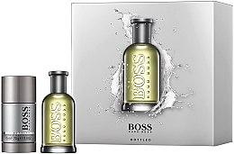 Parfumuri și produse cosmetice Hugo Boss Boss Bottled - Set (edt/50ml + deo/75ml)