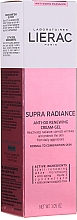 Cremă-gel regenerant cu antioxidanți - Lierac Supra Radiance Gel-Creme Renovatrice Anti-Ox — Imagine N4