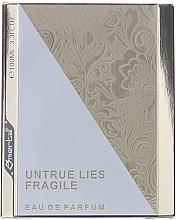 Parfumuri și produse cosmetice Omerta Untrue Lies Fragile - Apă de parfum
