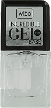 Parfumuri și produse cosmetice База под гель-лак - Wibo Incredible Gel Base