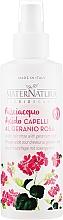 Parfumuri și produse cosmetice Spray de păr - MaterNatura Acidic Hair Rinse with Rose Geranium
