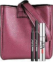 Parfumuri și produse cosmetice Set - Pupa VAMP! Mascara Extreme & Stylo Liner(mascara/9/ml+liner/bag)